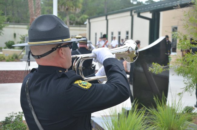 fallen deputies law enforcement ceremony