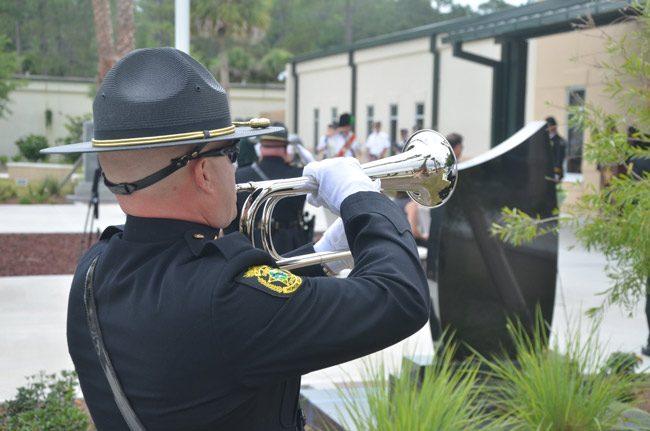 fallen deputies law enforcement ceremony