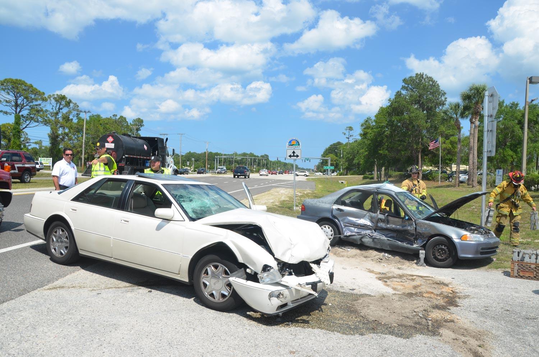 Backus Car Accident