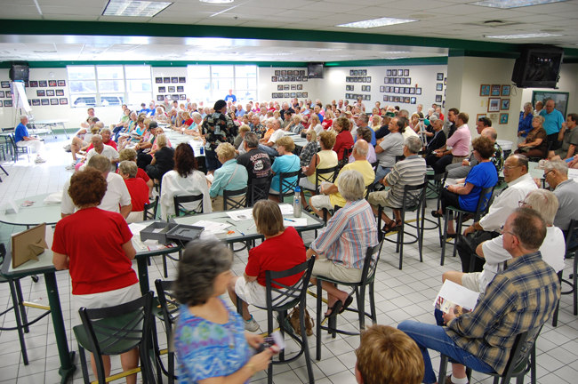 flagler palm coast tea party movement at palm coast high school