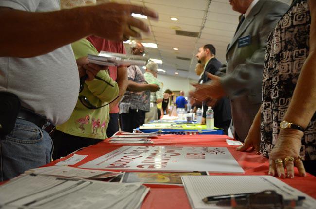 flagler county tea party palm coast city elections