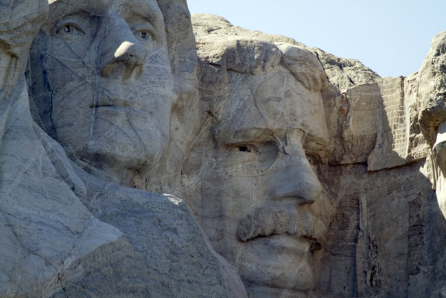 It's not for nothing that Teddy Roosevelt is on Rushmore, next to Thomas Jefferson. (Chris Miller)