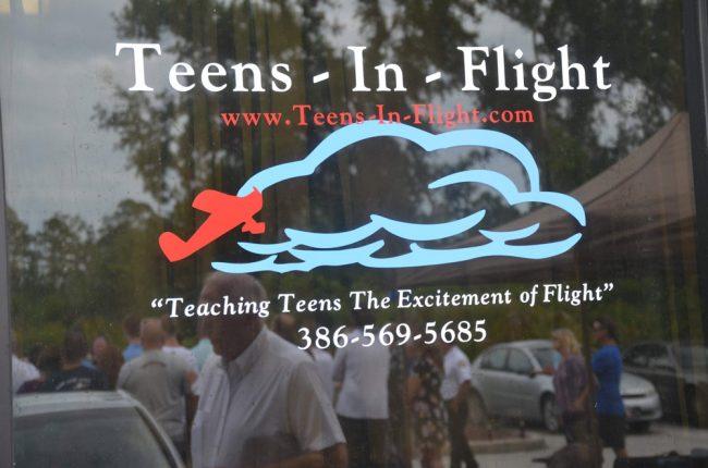 teens in flight