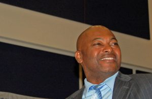 Terence Culver remains the principal at Belle Terre Elementary until early next year. (© FlaglerLive)