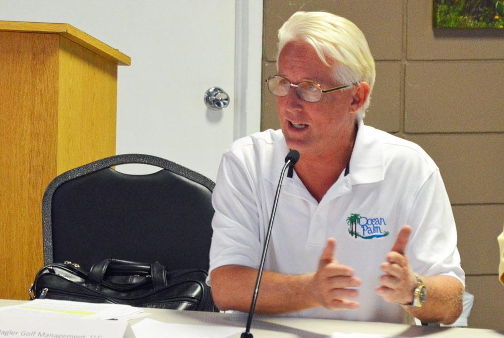 Terry McManus, Who Runs Flagler Beach's City Golf Course, Wanted on Felony Insurance Fraud