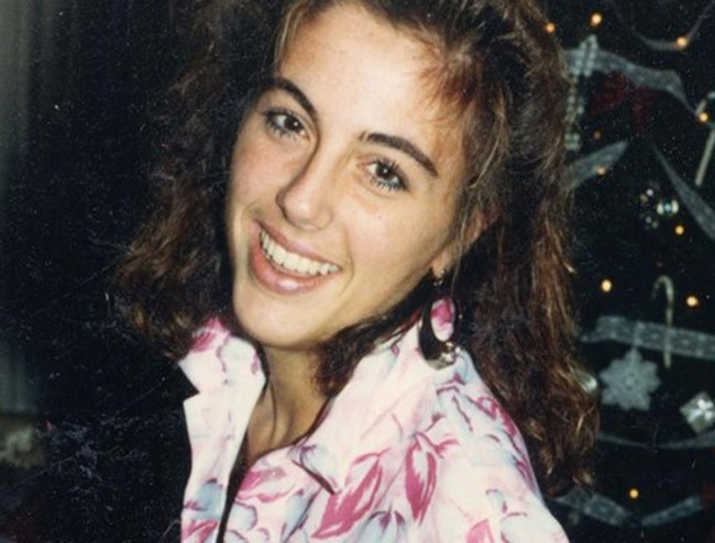 Terry Schiavo before the cardiac arrest that ended her sentient life.