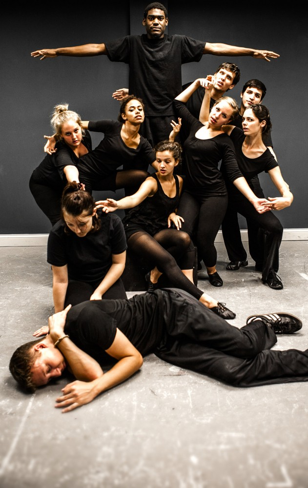 The young cast of 'The Serpent.' Click on the image for larger view. (© Jon Hardison)