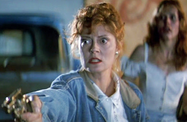 It would keep Thelma and Louise from having to drive off a cliff.