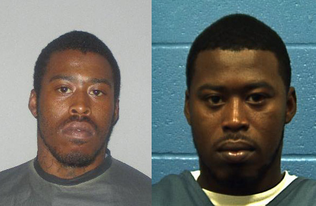 Johnnie Spydale Thomas in his December mugshot at the Flagler County jail, left, and in his state prison shot from 2014. He's spent two stints in state prison.
