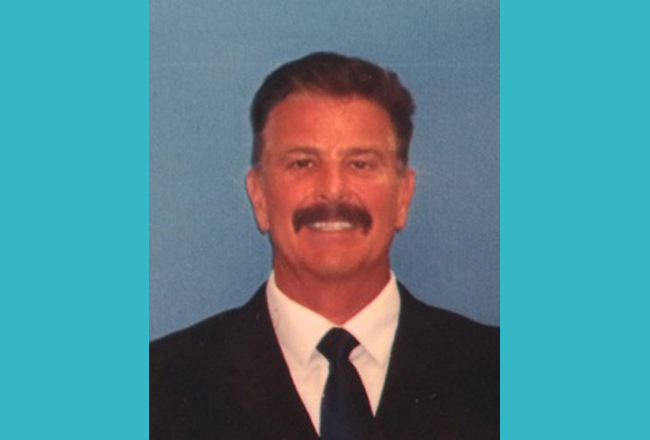 Tom Foster, in a portrait contributed by the new Bunnell police chief.