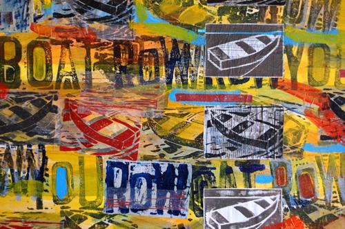 tom gargiulo row your boat palm coast artists
