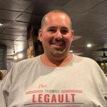 Tommy LeGault is running for a Flagler County Commission seat. (© FlaglerLive)