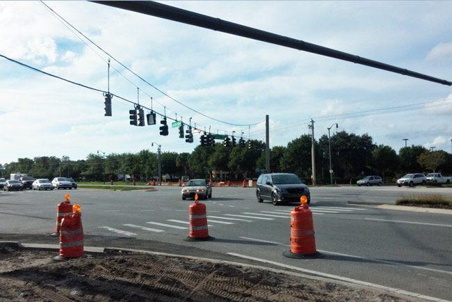 traffic signals optimization