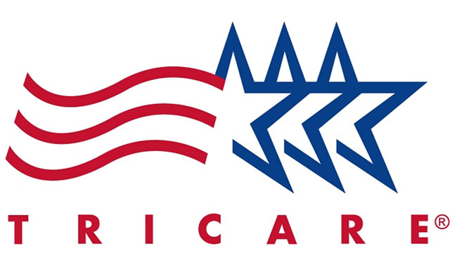 Tricare is the health plan that serves active and retired service members.
