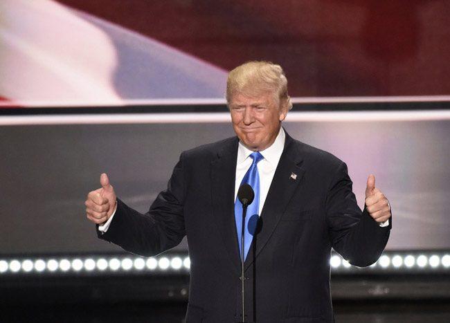 donald trump convention