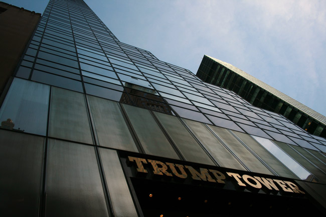 trump organization unconstitutional