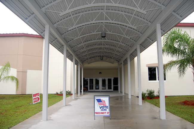 buddy taylor voting precinct