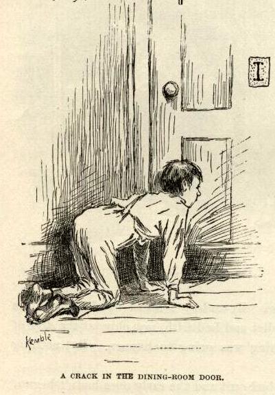 mark twain huckleberry finn full text e.w. kemble original illustrations chapter 27