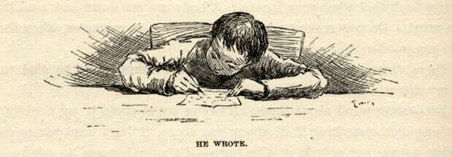 mark twain huckleberry finn full text e.w. kemble illustrations cjhapter 28