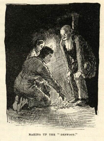 huckleberry finn mark twain e.w.ke.mble illustrations chapter 25