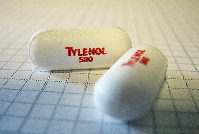 tylenol risks