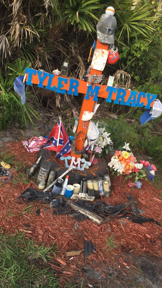 tyler tracy memorial us1
