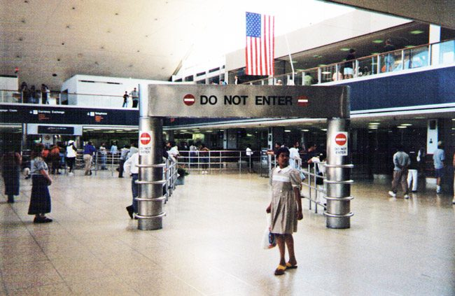 muslims refugees ban jfk airport