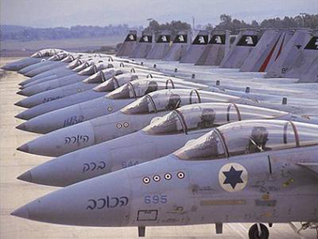 us israeli aid to israel military