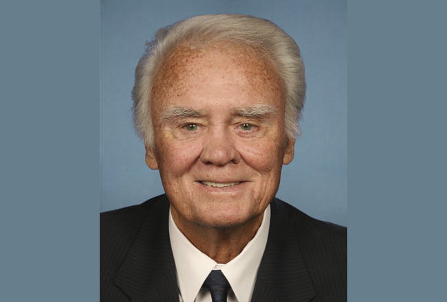 U./S. Rep. Bill Young.