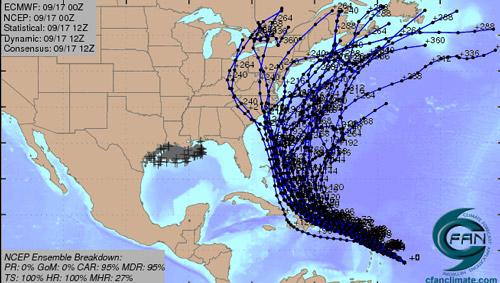 hurricane maria track