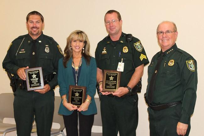 van buren sheriff awards