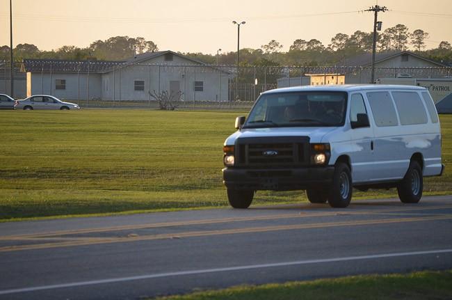 van death row inmates
