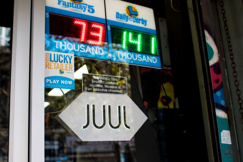 n the absence of a statewide ban on flavored tobacco products, such as those sold by e-cigarette manufacturer Juul Labs, California cities and counties are stepping in. (Hannah Norman/KHN)