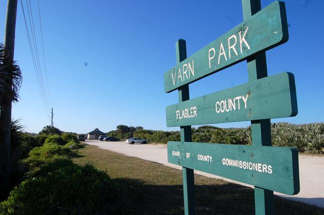 varn park flagler county