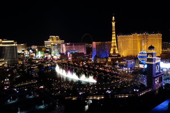 Vegas never built a Florida look-alike. (David Berkowitz)
