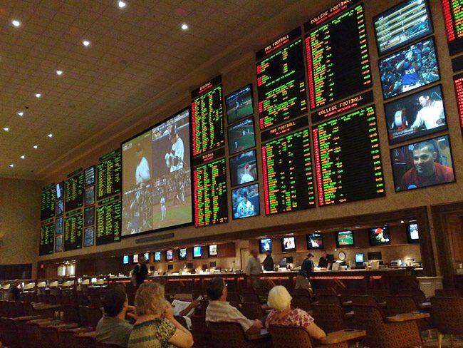 sports gambling states