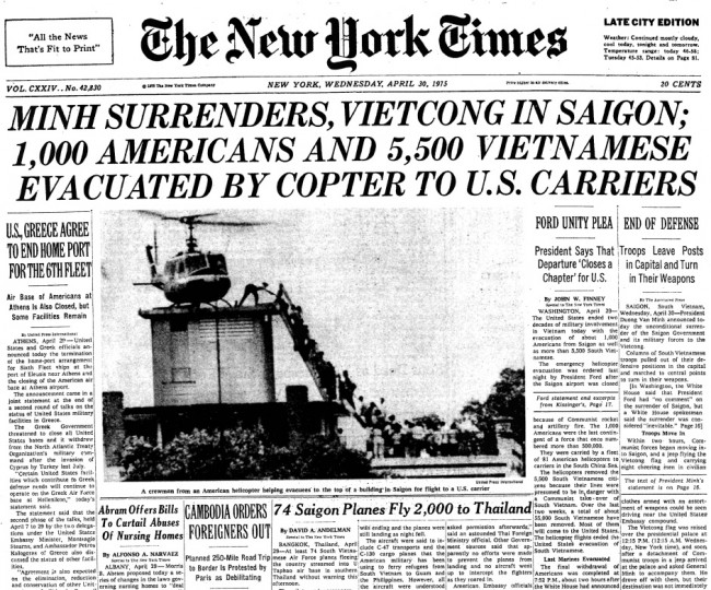 last day in vietnam war saigon embassy new york times april 1975