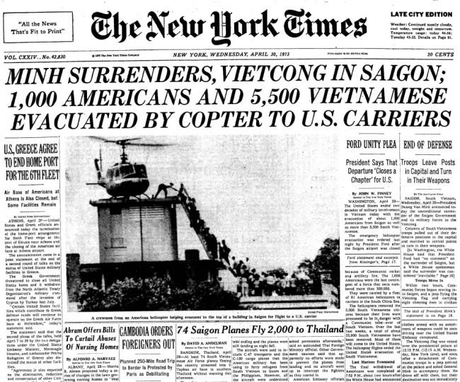last day in vietnam war saigon embassy new york times april 1975