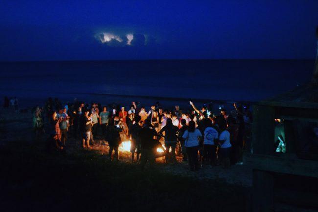 friday night vigil