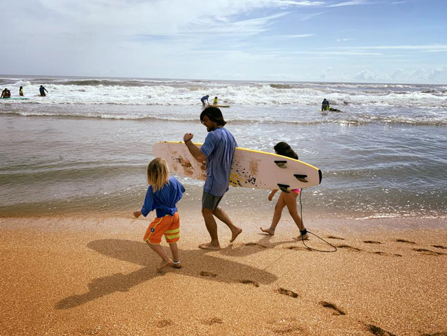 urban surf for kids