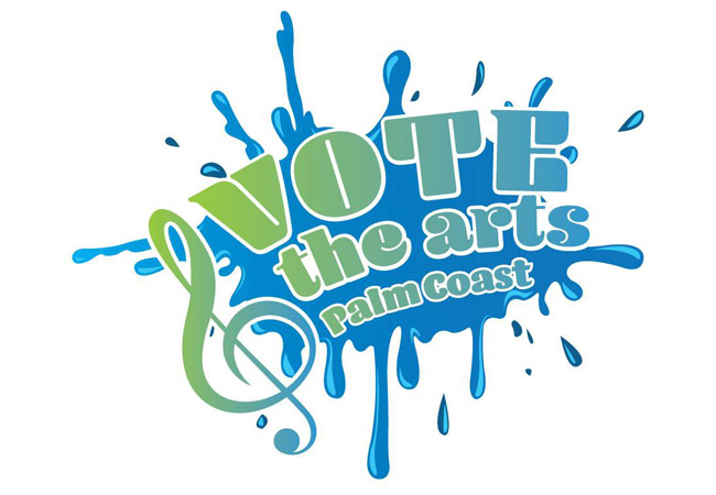 palm coast arts foundation vote