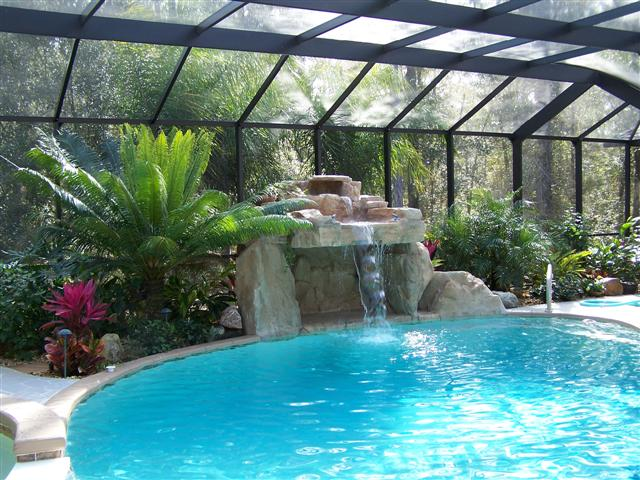 Palm Coast Swimming Pools Maintenance Construction