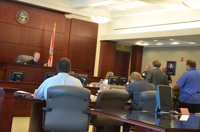 judge j david walsh sentencing pot