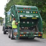 Waste Pro has been Palm Coast's garbage hauler since 2007. That contract is up in 2022. (© FlaglerLive)