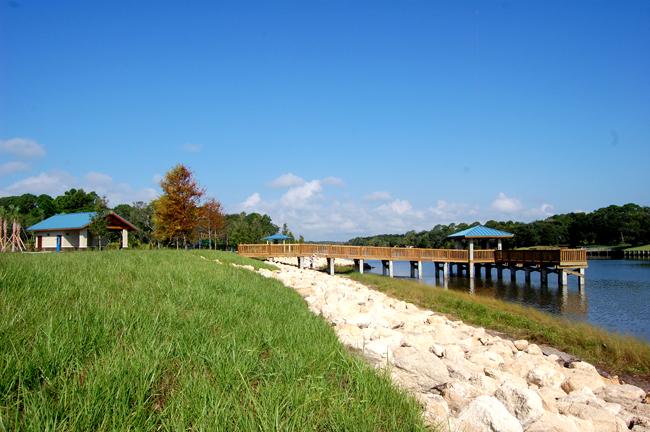 palm coast waterfront park