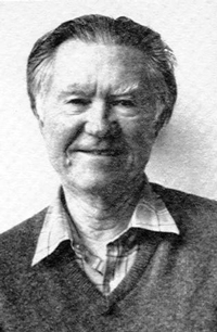 William Stafford, poet