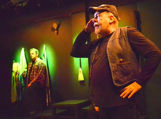 working studs terkel city repertory theatre