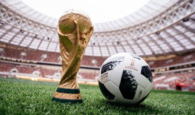 world cup ball adidas