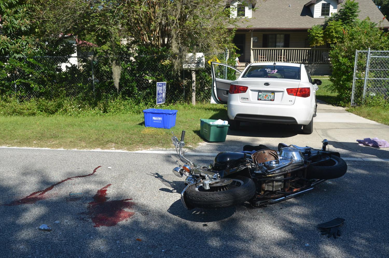 Flagler Roads Claim First Biketoberfest Trauma Victim As