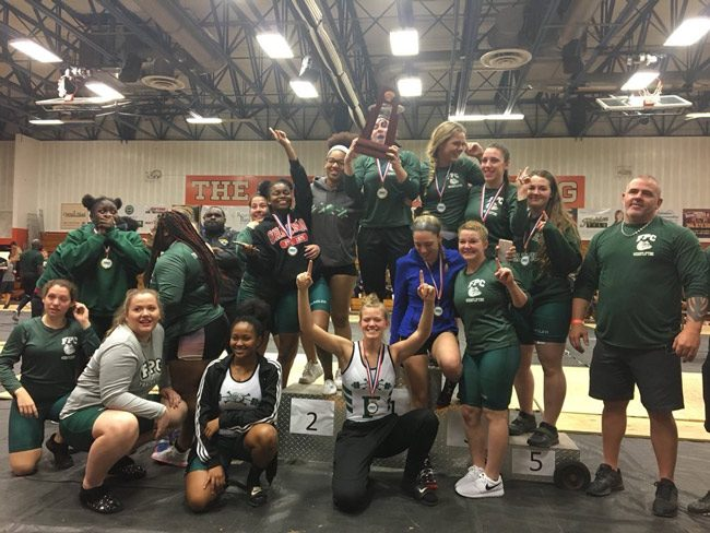 Congratulations to the Flagler Palm Coast High School Girls Weightlifting Team, who are regional champs. (FPC)